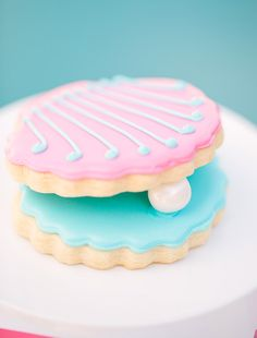 Barbie The Pearl Princess Pool Party Ideas + FREE Party Printables!