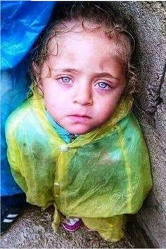 # Syrian-kids, orphan, hungry, afraid just need secure life