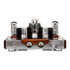 Amazon.com: GemTune GS01 Hi-Fi Tube Amplifier with Tubes: EL34,6N9P,5AR4: Home Audio & Theater