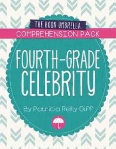 Fourth Grade Celebrity - Fiction Level Q - Guided Reading ...