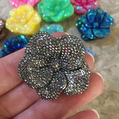 35mm Cabochons $.45 (3 available). www.TheDecoKraft.com  www. http://ift.tt/2cKJCmg  #resin #weddings #pearls #wedding #resinsupplier #resinsupplies #bling #blingers #blingblingbling #diyglam #craftsupplies #customcases #casemaker #crafters #customdesigns #cellphonebling #diy  #resincharacters #handmade #kawaii #claycabochons #cabochons #rhinestones #flatbackpearls #flatbackrhinestones #jellyrhinestones #supplier #designerglam
