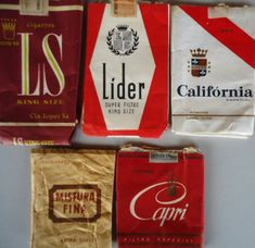 Vintage Cigarette Ads, Packaging Design, Nostalgia, Alcohol, California, Drinks, Rock Lee, Cartoons, Layout