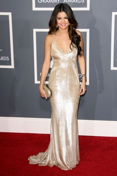 Selena Gomez On Red Carpet
