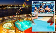 Cruise news: Carnival Cruise Line SCRAPS adults-only pools on seven of its ships
