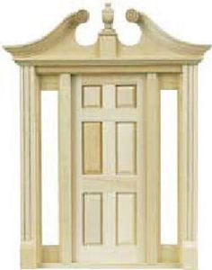 door for doll house