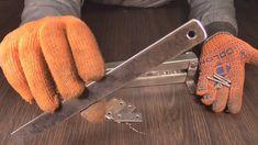 Простой инструмент который пригодится в домашнем хозяйстве.