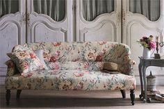 """Carousel"" - Giselle fabrics - Sanderson"