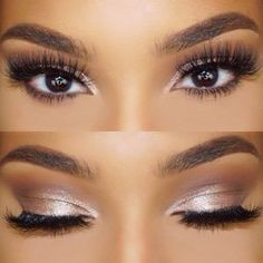 makeup for brown eyes @GirlterestMag #makeup #brown #eyes