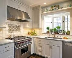 Image result for images of kitchens with shelf over the sink