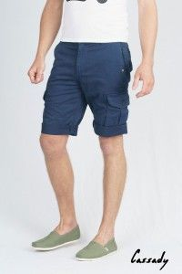 Men's Night Sea Sateen Cassady Short WAS £65 NOW £40 Available now at Monkeegenes.com