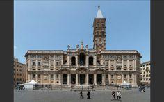 Basilica di Santa Maria Maggiore , IV-V sec d.C Roma