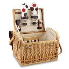Kabrio - Moka Wine & Cheese Basket $105.00