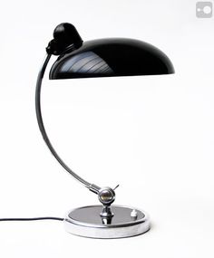 Kaiser Idell Luxus 6631 Bauhaus Vintage Desk Lamp 1950's - @ Theory of Supply - FOR SALE UK