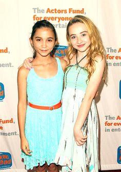 Girl Meets World Riley, Two Princess, Rowan Blanchard, Sabrina Carpenter, Zendaya, Princesses, Maya, Best Friends, Hollywood