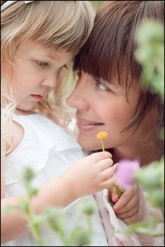 Mother and daughter Rebecca Westby ♥