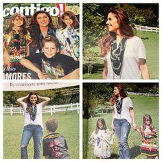 Giovanna Antonelli - Revista Contigo   www.priacessorios.com.br
