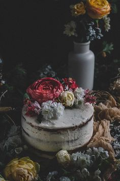 This Orange Brandy Spelt Flour Cake is the perfect ode to spring baking. The cake is light and flavorful and the orange blossom buttercream is perfectly sweet. Spelt Recipes, Spelt Flour, Food Photography Styling, Cake Flour, Layer Cakes, Orange Blossom, Sweet Bread, Macaroons, Cake Decorating