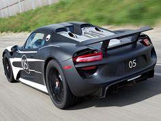 2013 Cars Coming Out | Supercar Design: 2013 Porsche Sport Cars Prototype 918 Spyder