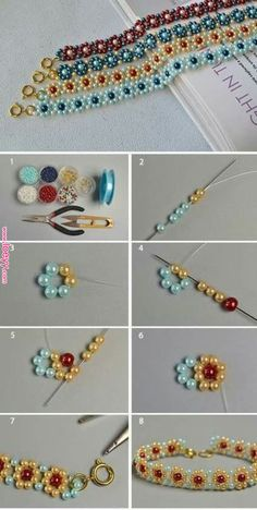 Kreativer Schmuck – # # Kreativer Schmuck Creative jewelry – # # Creative jewelry Related posts: Creative packaging ideas for a money gift and jewelry 10 DIY Creative Bracelet Ideas – DIY Jewelry Evil Eye Bra… Beaded Bracelets Tutorial, Beaded Bracelet Patterns, Handmade Bracelets, Beads Tutorial, Embroidery Bracelets, Diy Bracelet, Seed Bead Patterns, Seed Bead Bracelets Diy, Weaving Patterns