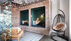 When we talk research in interior design and how design impacts the human experi...