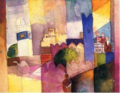 Une histoire commune: Paul Klee, peintre à Tunis :