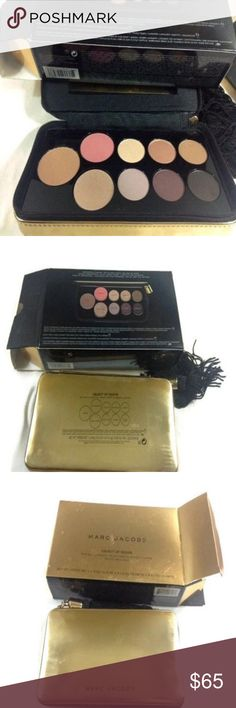 MARC JACOBS BEAUTY OBJECTS OF DESIRE FACE AND EYE Brand new  in box Eye & Face Palette Makeup