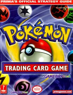 #Pokemon #Trading #Card Game (Game Boy Version) (Prima's Official Strategy Guide)