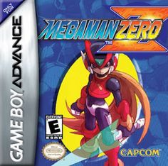 Emularoms: Megaman Zero ( BR ) [ GBA ]