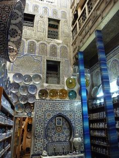 Get lost in Morocco. Fez photo by Frank Daugherty via Flickr.