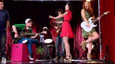 """Violetta 3 - Alex Canta Con los Chicos """"En Gira"""""""