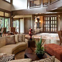 162 White Pine Canyon - Architecture, Construction & Interiors