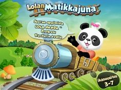 Lola's Math Train – Fun with Counting, Subtraction, Addition and more! - a pack of activities (about 18 different activities) for developing and strengthening early math skills. Best Math Apps, Best Educational Apps, Google Play, Mathematics Games, Multiplication Practice, Early Math, Adding And Subtracting, Game App, Ipod Touch