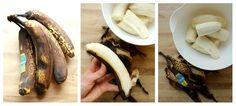 Overmodne bananer i fruktkorga? 25 ulike tips til korleis du kan bruke dei! - LINDASTUHAUG Banana, Tips, Food, Essen, Bananas, Meals, Fanny Pack, Yemek, Eten