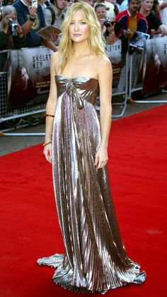Style File: Kate Hudson's 10 Best Red Carpet Looks Ever - Roberto Cavalli, 2005 from InStyle.com