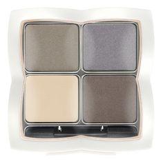 Shadow Play Eyeshadow Quad in Twilight Moon deepens your look, day or night. #FLOWERBeauty #ShadowPlay
