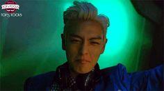 TOP x CASS Can-cert #BIGBANG #TOP #ChoiSeunghyun My tapiiii♡So cute♡