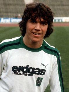 Lothar Matthäus en el Borussia Mönchengladbach.