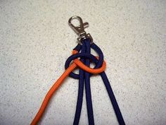 This instructable will show how to make a wrist lanyard using paracord and the snake knot. The lanyard can be used to secure a key chain, knife, multi-tool,...