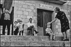 Leonard Freed - ITALY. Sicilia. 1974.