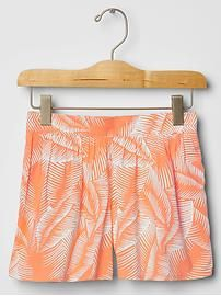 Tropical leaf soft shorts Product Image Soft Shorts, Tropical Leaves, Latest Fashion, Kids Outfits, Personal Style, Stylish, Color, Clothes, Kleding