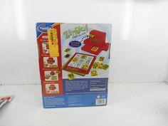 ThinkFun Zingo Game Value:$25