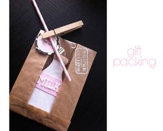 cookie gift packing