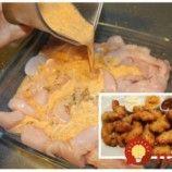 Kuracie kúsky v horčicovo-cesnakovom cestíčku: Toto u nás ide viac, ako klasické rezene, mäsko jemné a chuť úžasná! Meat, Chicken, Food, Meals, Cubs