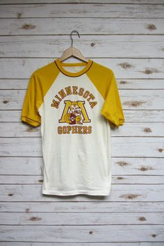 3c2c0a824 Vintage 80 s University of Minnesota Gophers by GrampasVintageShop College  Apparel