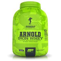 MusclePharm Arnold Iron Whey Diet Supplement Powder #2014 #protein #health #proteinpowdersupplement #top10 #sweettop10