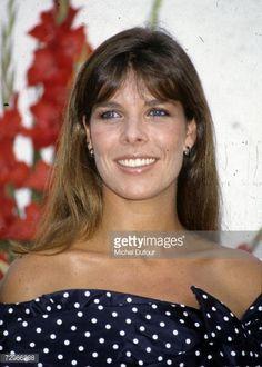 Princess  Caroline of Monaco.July,1988.