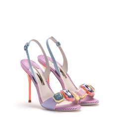 Sophia Webster Shoes! Love them  #FarahgroupBlog www.farahgroupmakeup.com