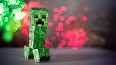 Creeper Minecraft Pictures
