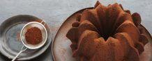 Devil's Food Pound Cake