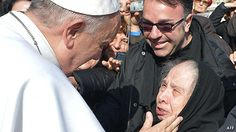 """""""A society where the elderly are discarded carries within it the virus of death."""" Pope Francis http://econ.st/1Mbvsk7"""